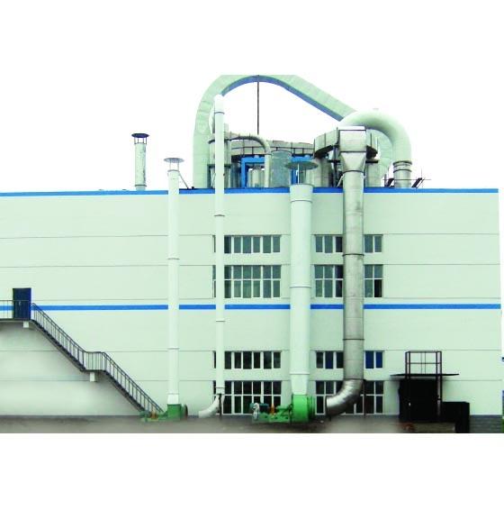 气流干燥机组
